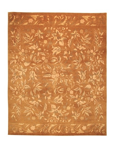 Roubini Tibetani Tibetan Super Fine Collection Rug, Light Brown, 8' x 10'