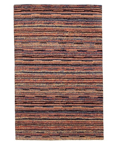 Roubini Lineare 2 Hand Knotted Rug, Multi, 2' x 3'