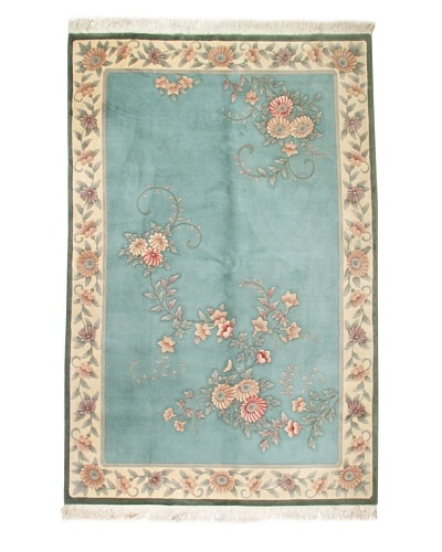 Roubini Chinese Art Deco Rug [Blue Multi]