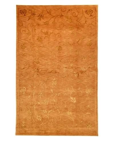 Roubini Tibetani Tibetan Super Fine Collection Rug, Cream Multi, 5' 5 x 8'