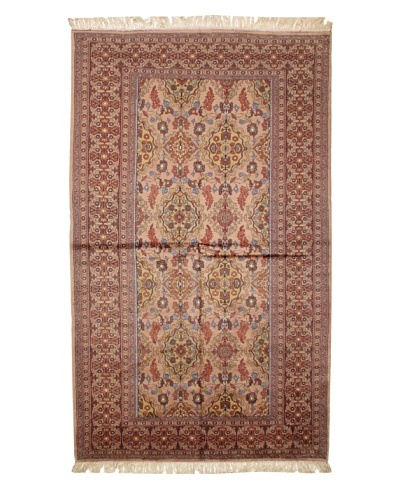 Roubini Fine Peshawar Rug, Multi, 8' 8 x 5' 2
