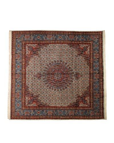Roubini Mud Wool & Silk Rug, Multi, 8' 3 x 7' 11As You See