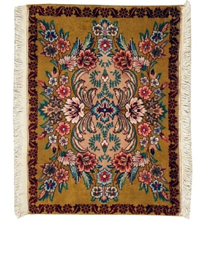 Roubini Kirman Wool Rug, Multi, 2' 4 x 1' 8