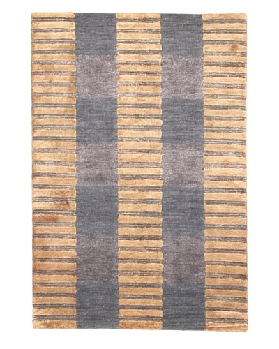 Roubini Terra Hand Knotted Rug, Multi, 2' x 3'