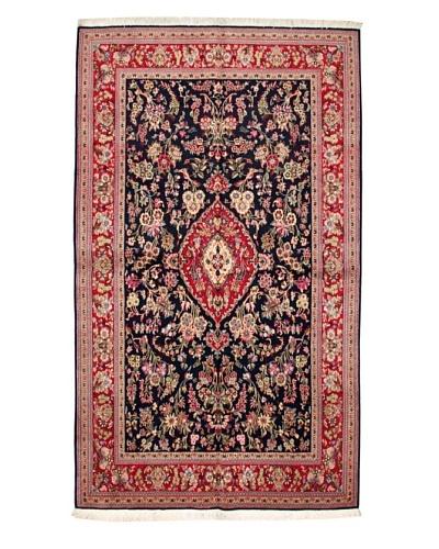Roubini Qum Kurk Wool Rug, Multi, 8' 10 x 5' 2