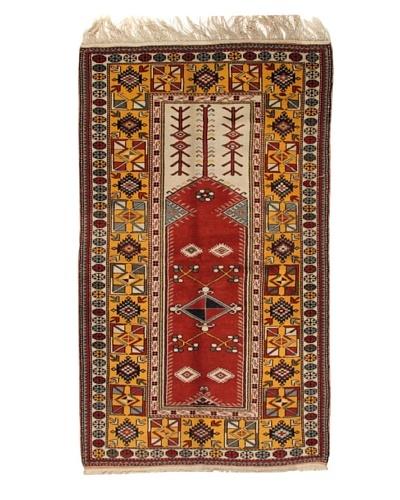 Roubini Old Melas Wool Rug, Multi, 6' 11 x 4'