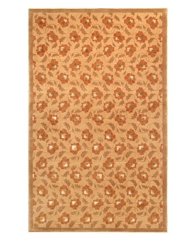 Roubini Tibetani Tibetan Super Fine Collection Rug, Cream Multi, 5' x 8'