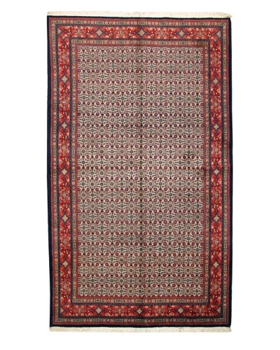 Roubini Mud Rug with Silk Touch, Multi, 8' 5 x 4' 11