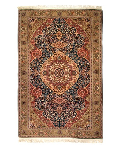 Roubini One of a Kind Kayseri Rug [Blue Multi]