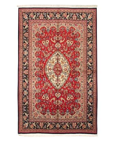 Roubini Qum Kurk Wool Rug, Multi, 8' 7 x 5' 3