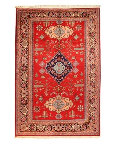 Roubini Tabriz Wool Rug, Red Multi, 10' 3 x 6' 9As You See