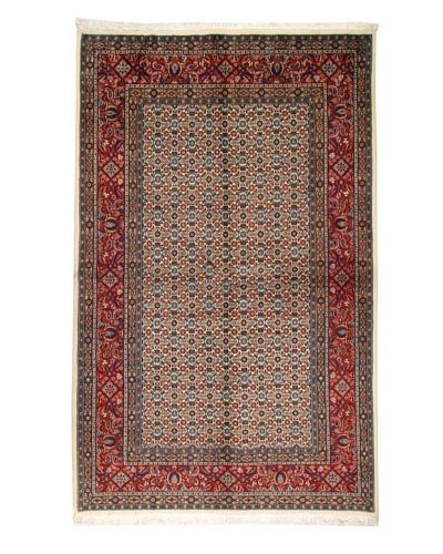 Roubini Mud Wool & Silk Rug, Multi, 8' 2 x 5'As You See