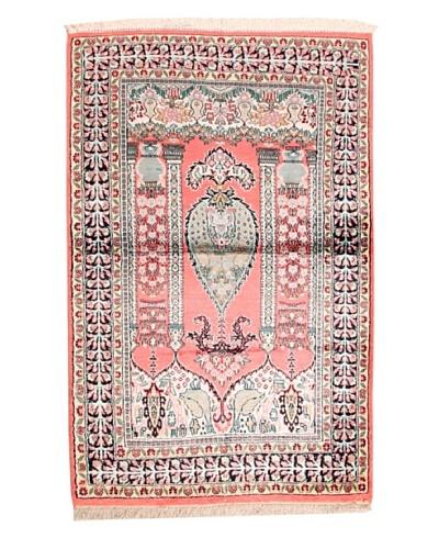 Roubini Srinigar Rug, Multi, 4' 10 x 3' 2