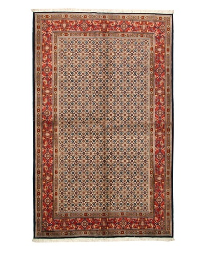 Roubini Mud Rug with Silk Touch, Multi, 8' 3 x 5' 2
