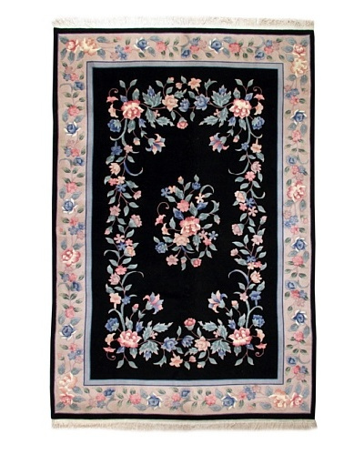 Roubini Chinese Art Deco Rug [Black Multi]