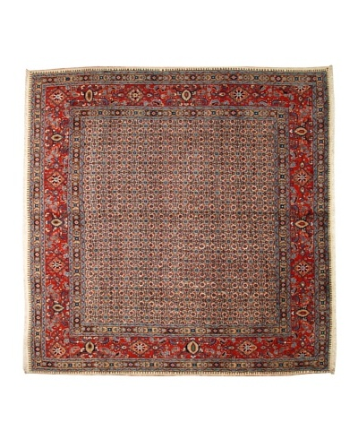 Roubini Mud Wool & Silk Rug, Multi, 8' 2 x 8' 3As You See