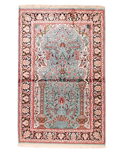 Roubini One of a Kind Srinigar Rug [Blue Multi]