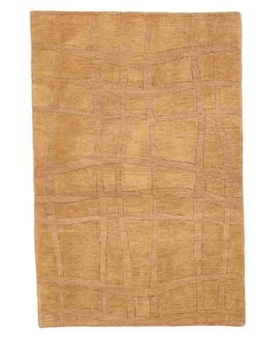 Roubini Tarta Hand Knotted Rug, Multi, 2' x 3'