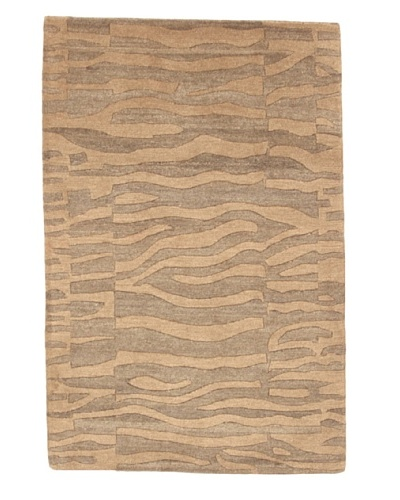 Roubini Mas Hand Knotted Rug, Multi, 2' x 3'