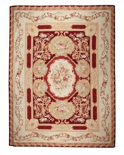 Roubini Palace [Red/Ivory Multi]