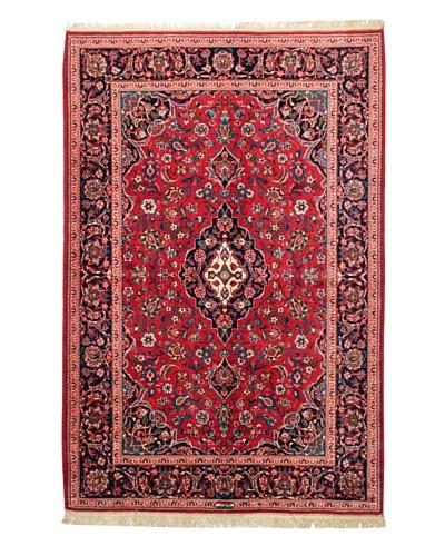 Roubini Old Kashan Rug, Multi, 6' 10 x 4' 6