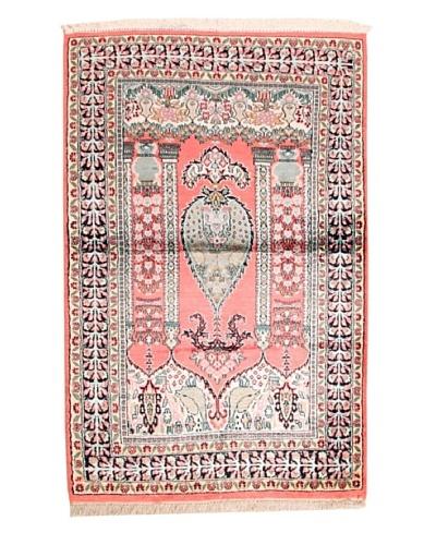 Roubini Srinagar Rug, Multi, 4' 10 x 3' 2
