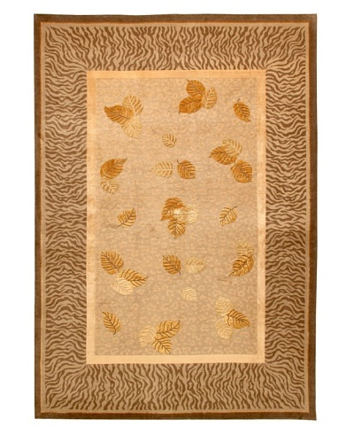 "Roubini Tibetani Tibetan Super Fine Collection Rug, Multi, 5' 5"" x 8'"