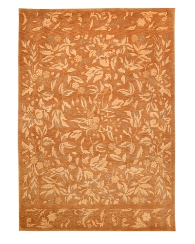 Roubini Tibetani Tibetan Super Fine Collection Rug, Light Brown, 5' 5 x 8'