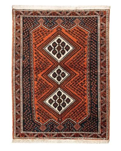Roubini Old Afshar Rug, Multi, 5' 10 x 4' 4