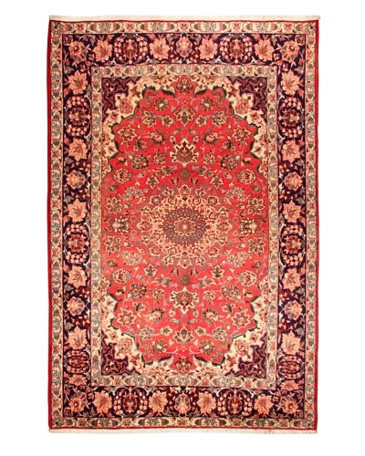 "Roubini Isfahan Rug, Multi, 10' 6"" x 7' 2"""