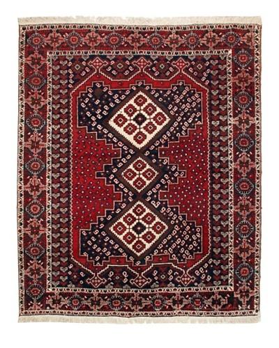 "Roubini Old Afshar Rug, Multi, 6' 3"" x 5' 1"""