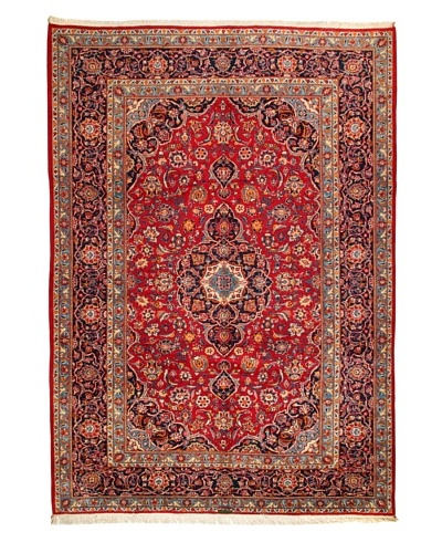Roubini Meched Rug, Red Multi, 10' 6 x 7' 4