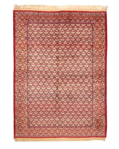 Roubini Isfahan Fine Rug, Multi, 6' 10 x 5'