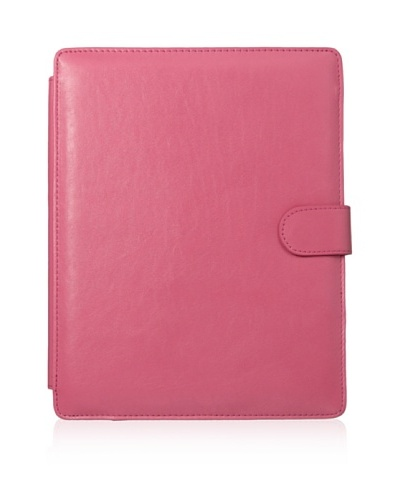 Rowallan of Scotland Stephanie iPad Folio, Honeysuckle Pink