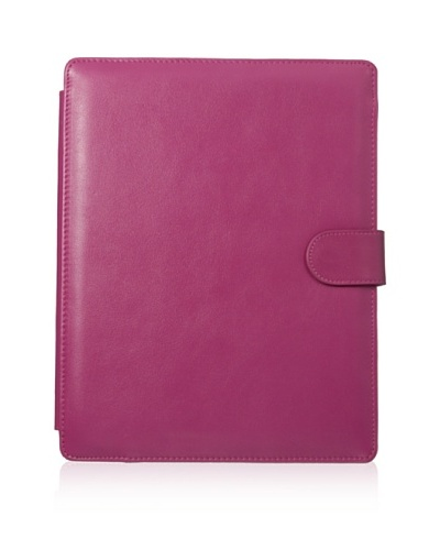 Rowallan of Scotland Stephanie iPad Folio, Raspberry