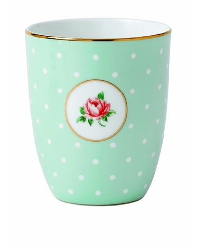 Royal Albert New Country Roses Polka Dot Tumbler, Rose