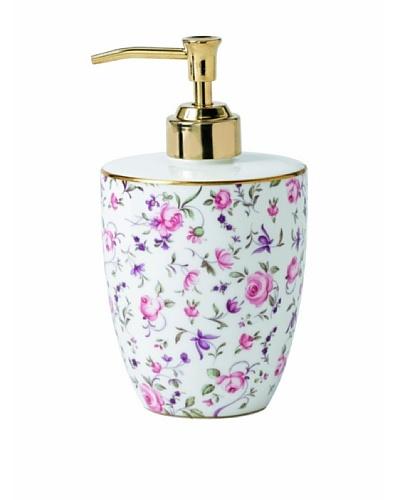 Royal Albert New Country Roses Confetti Soap Dispenser, Rose