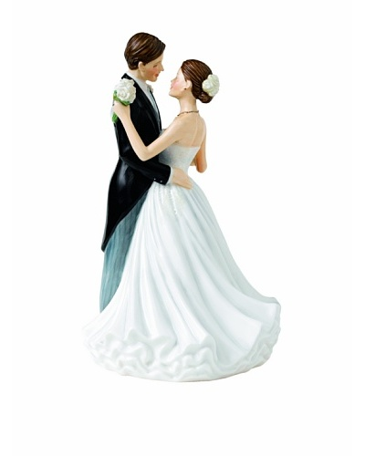 Royal Doulton Occasions Wedding Day Cake Topper
