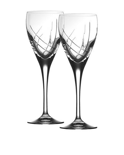 Royal Doulton Set of 2 Elan Wine Stems
