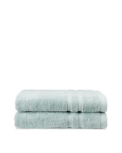 Royalty by Victoria House 2-Piece Bath Sheet Set, Mineral