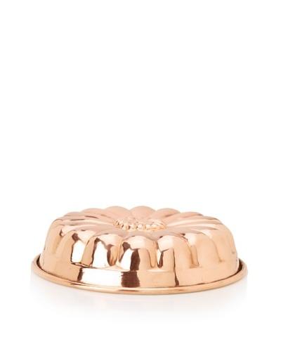 Ruffoni Stampi Collection Copper 11 Round Daisy Brioche Mold