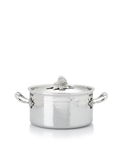 Ruffoni Stainless Steel 3.5-Qt. Soup Pot