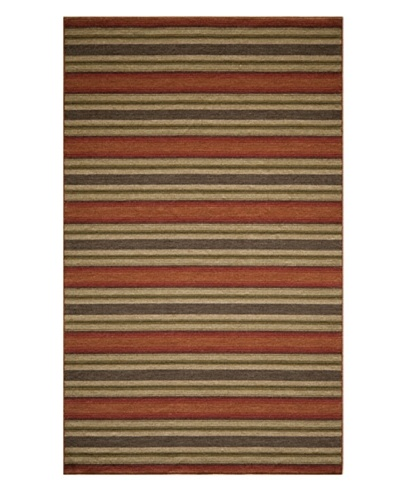 Rug Republic Striped Flatweave Rug