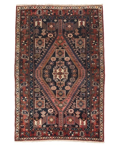 Rug Republic One Of A Kind Authentic Persian Ahar Heriz Rug, Multi, 4' 5 x 6' 7As You See