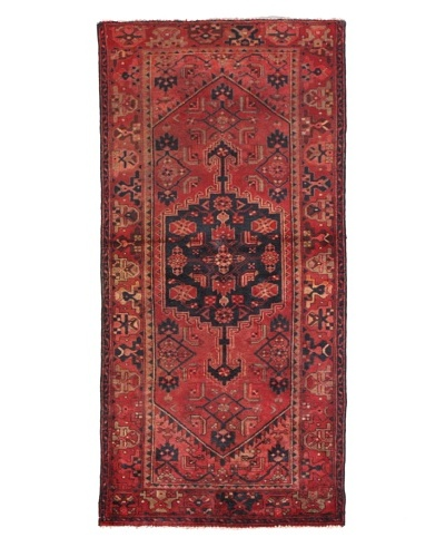 Rug Republic One Of A Kind Unique Vintage Persian Village Rug, Multi, 3' 4 x 6' 11As You See