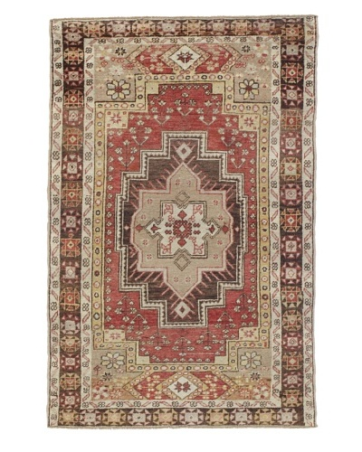Rug Republic One Of A Kind Turkish Anatolian Hand Knotted Rug, Multi, 4' 2 x 6' 4As You See