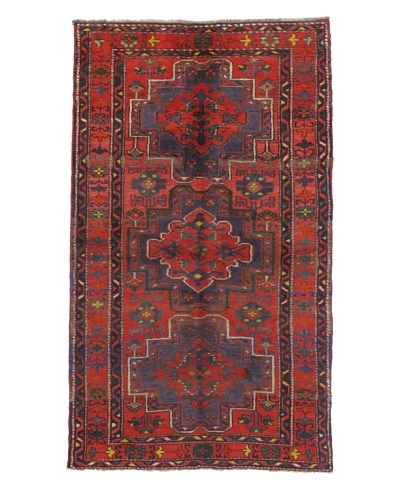 Rug Republic One Of A Kind Turkish Anatolian Hand Knotted, Multi Rug, 4' 4 x 7' 6As You See