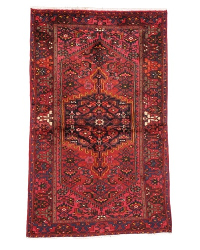 Rug Republic One Of A Kind Unique Vintage Persian Village Rug, Multi, 4' 1 x 6' 1As You See