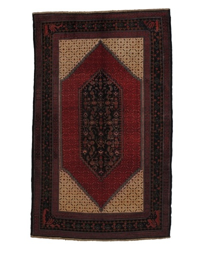 Rug Republic One Of A Kind Turkish Anatolian Hand Knotted, Multi Rug, 4' 9 x 7' 9As You See