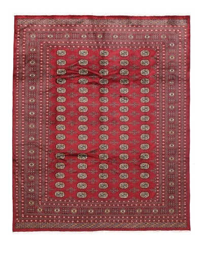 Rug Republic One Of A Kind Indo-Serapi Hand Knotted Rug, Antique Red/Multi, 3' 11 x 5' 11As You Se...